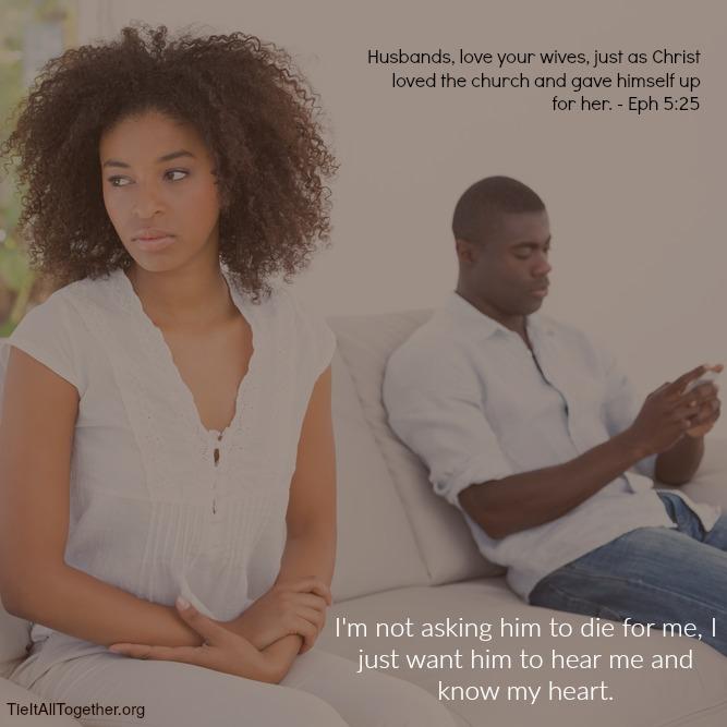 Im Just asking him to listen